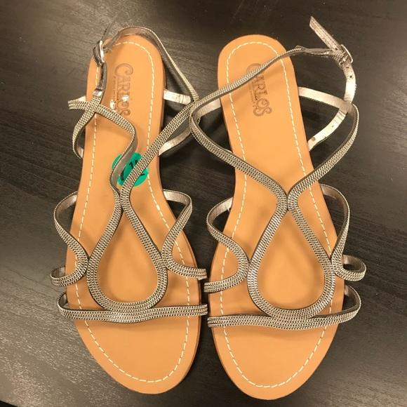 cb0c01858 Carlos Santana Shoes - Carlos Santa Strap Sandals